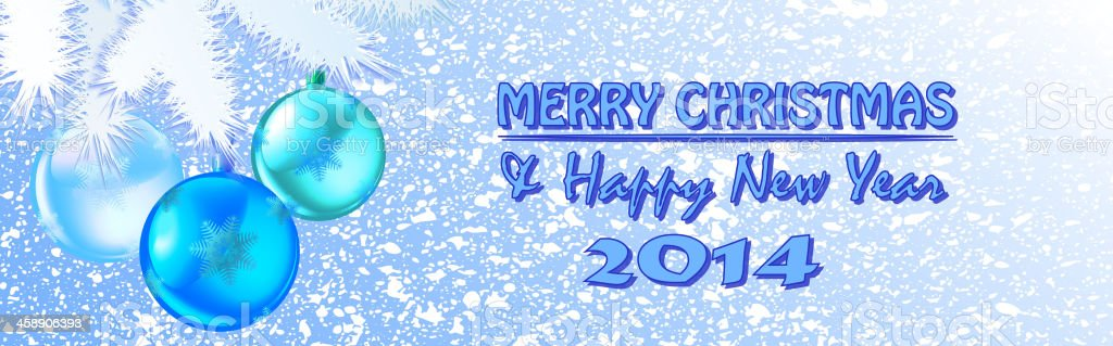 christmas and new year snowflake royalty-free stock vector art