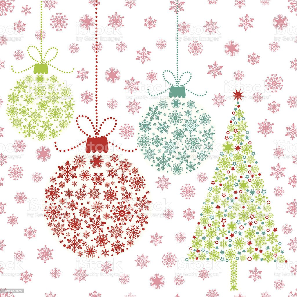 Christmas background . royalty-free stock vector art