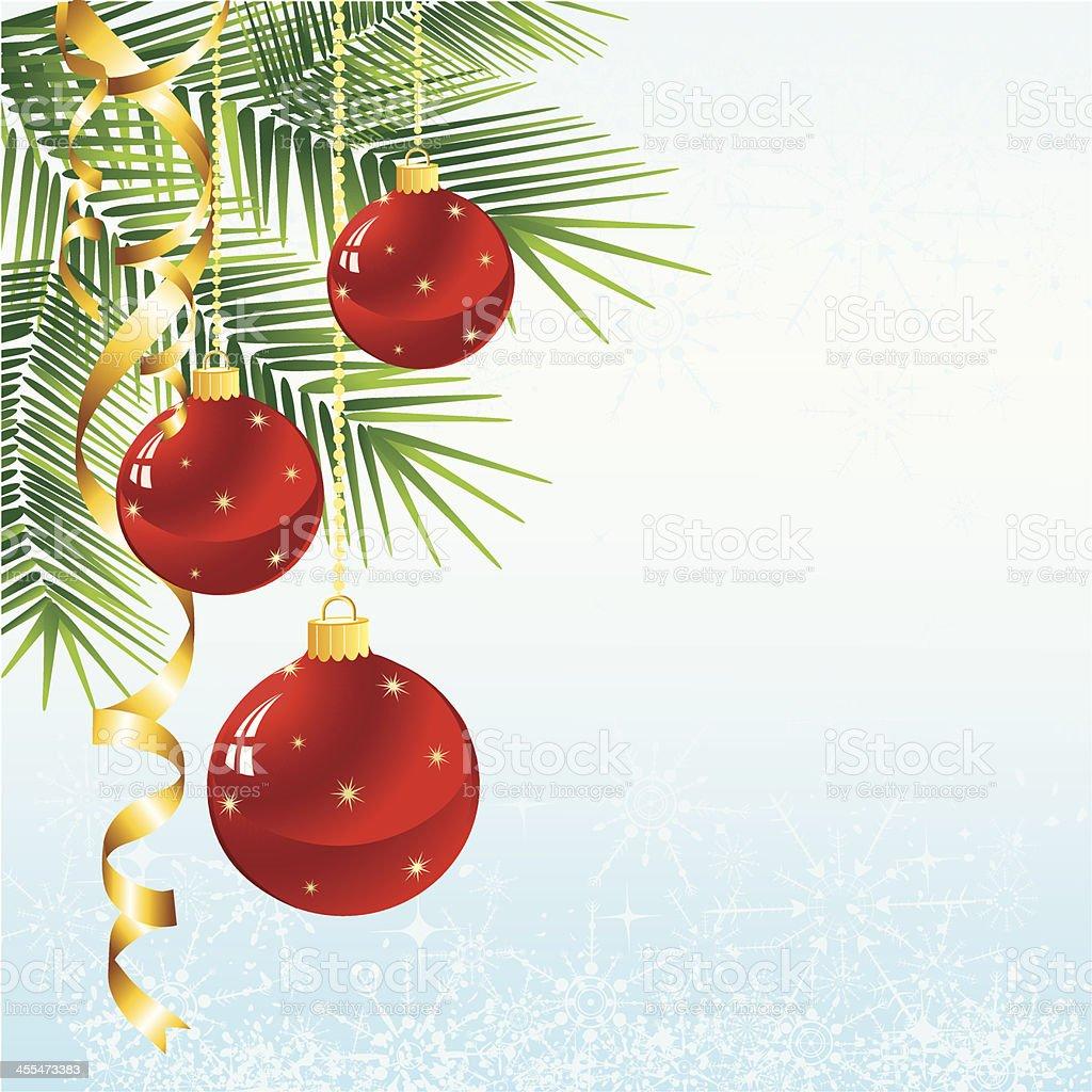 Fond de Noël stock vecteur libres de droits libre de droits