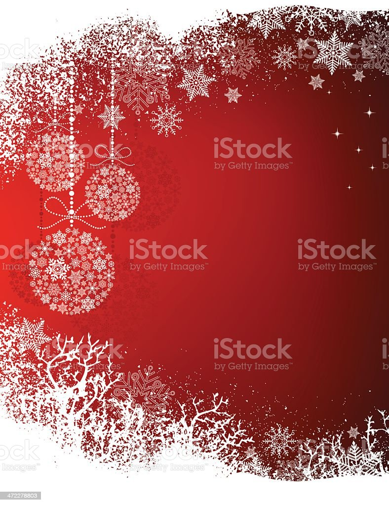 Christmas Background royalty-free stock vector art