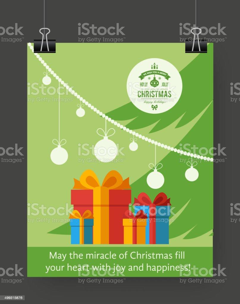 christmas brochure template stock vector art 499315876 istock christmas brochure template royalty stock vector art