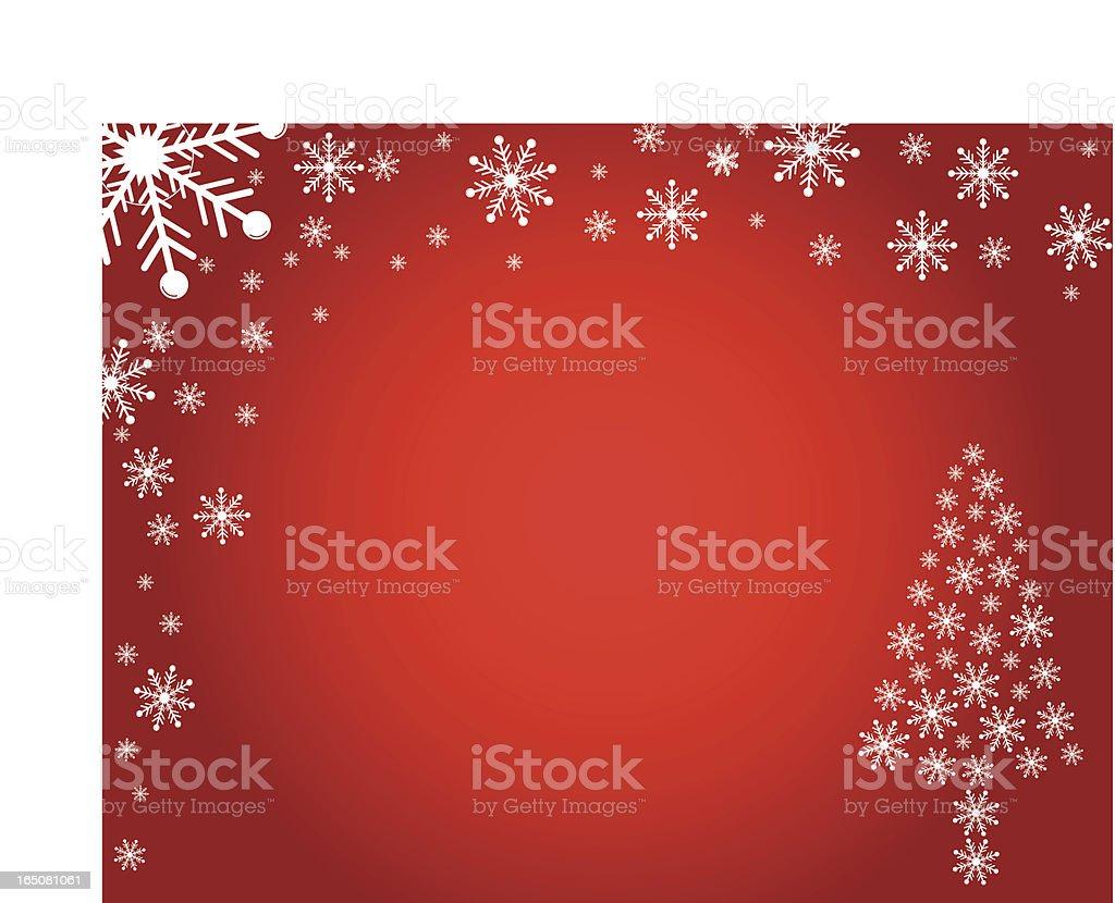 Christmas Card Design royalty-free stock vector art