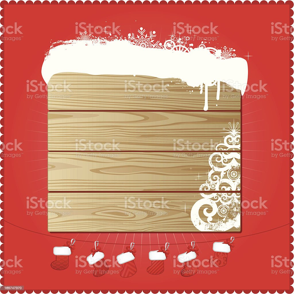 Christmas design royalty-free stock vector art