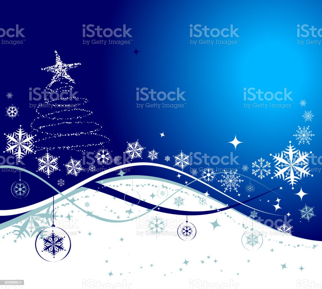 Christmas holiday background royalty-free stock vector art