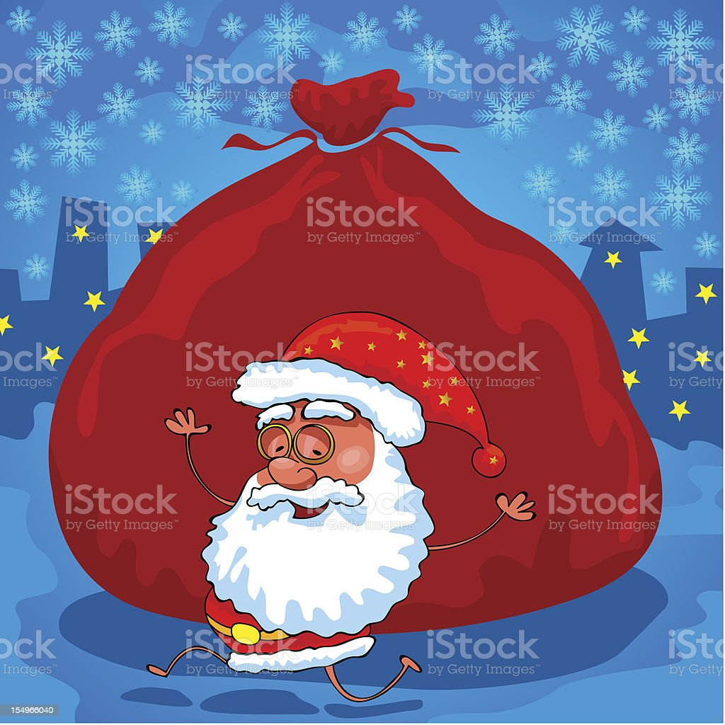 Christmas illustration royalty-free stock vector art