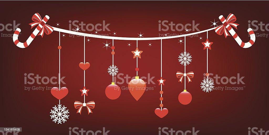 Christmas Joy! royalty-free stock vector art