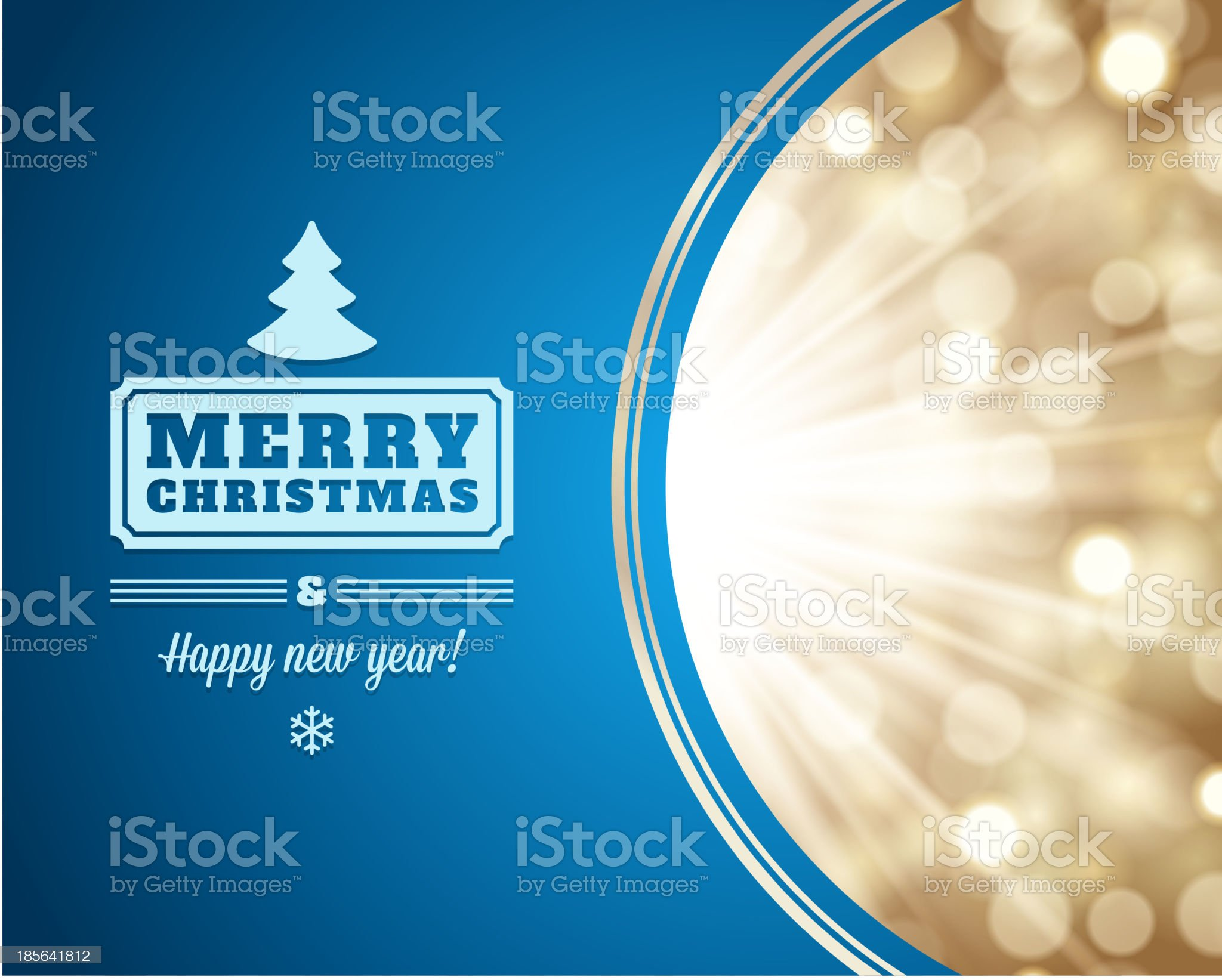 Christmas light vector background. royalty-free stock vector art
