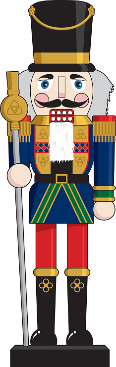 christmas nutcrackers clipart - photo #16