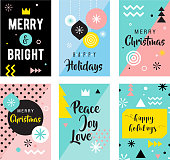 Christmas Sale backgrounds, mobile theme. Modern design for poster, card