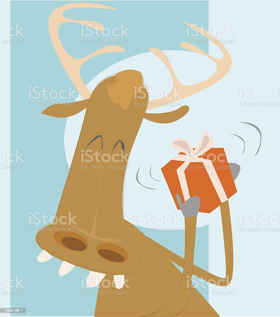 christmas spirit royalty-free stock vector art
