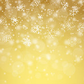 christmas time snow fall background