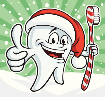 Cartoon Smiling Tooth Clip Art, Vector Images & Illustrations
