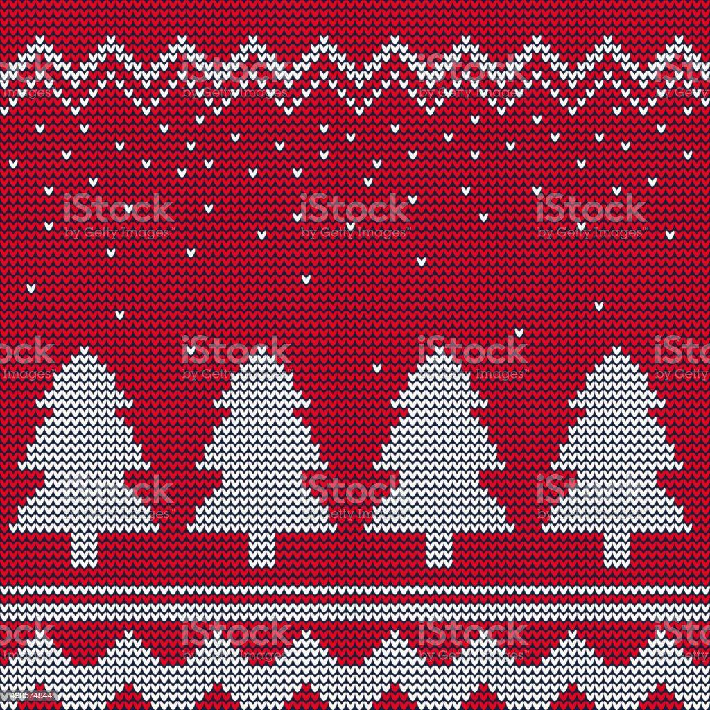 Christmas Ugly sweater 1 vector art illustration