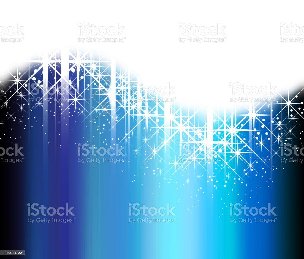 Tema abstracto fondo invierno Navidad illustracion libre de derechos libre de derechos