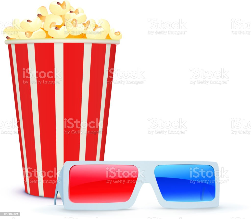 cinema background royalty-free stock vector art