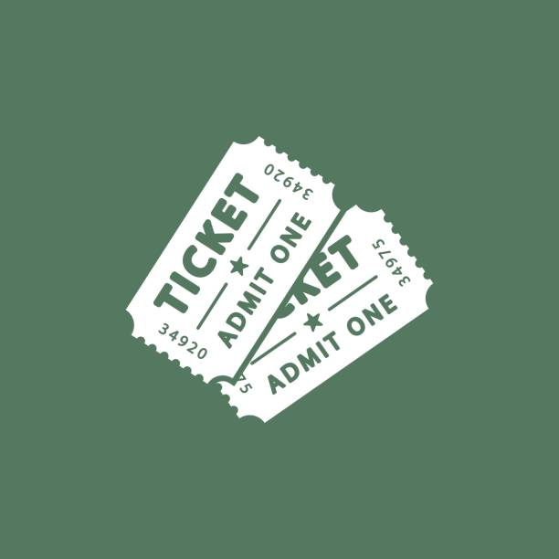 Concert Ticket Design Clip Art Vector Images Illustrations iStock – Concert Tickets Design