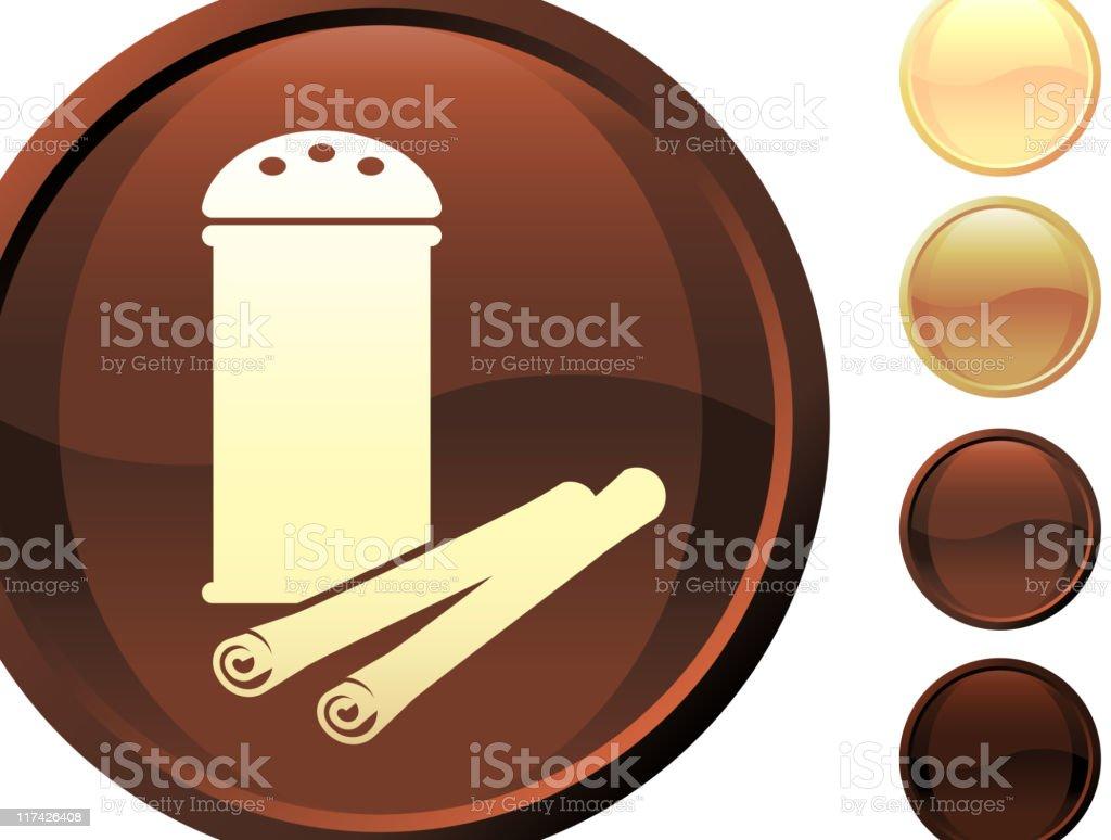 cinnamon jar internet royalty free vector art royalty-free stock vector art