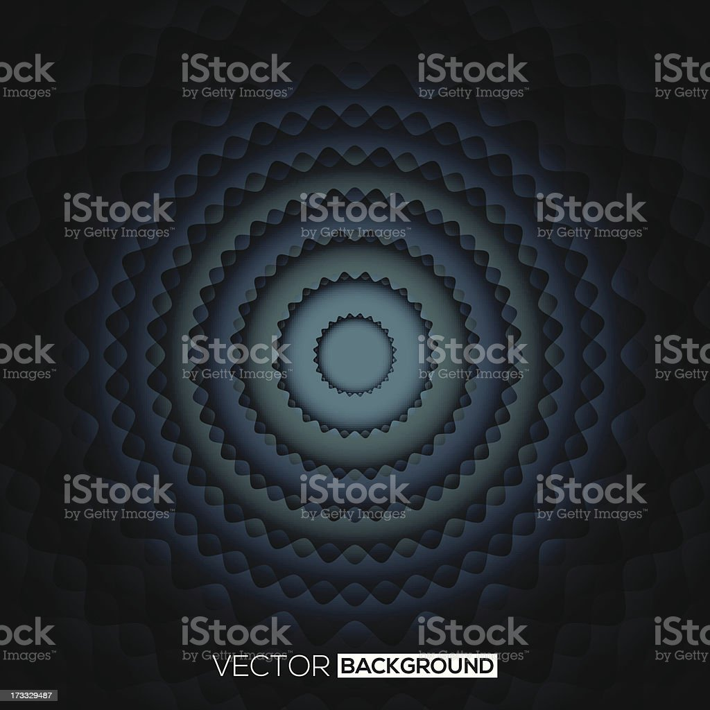 Circle Abstract Background royalty-free stock vector art