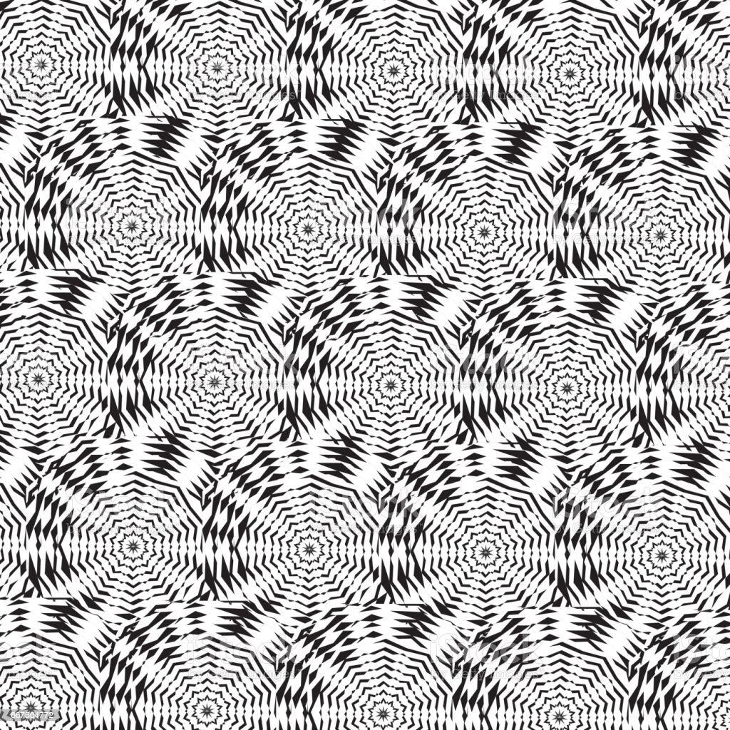 circle round background vector art illustration