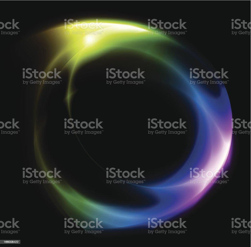 Circle royalty-free stock vector art
