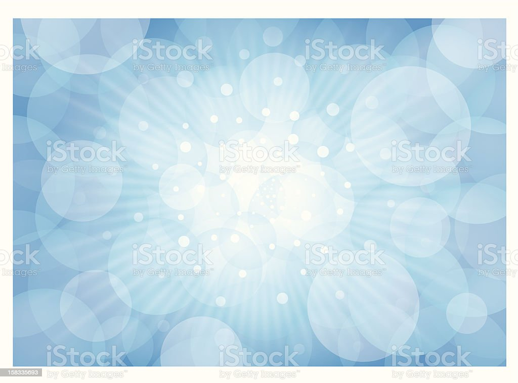 circles and light royalty-free stock vector art
