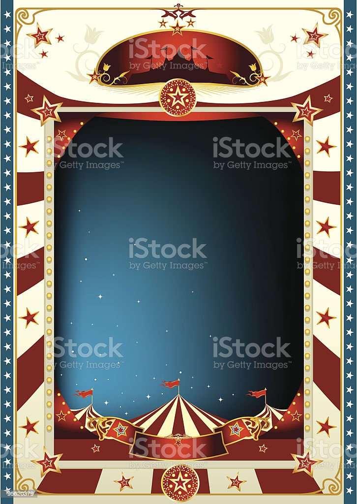 circus royalty-free stock vector art