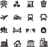 City Construction Icons - Acme Series