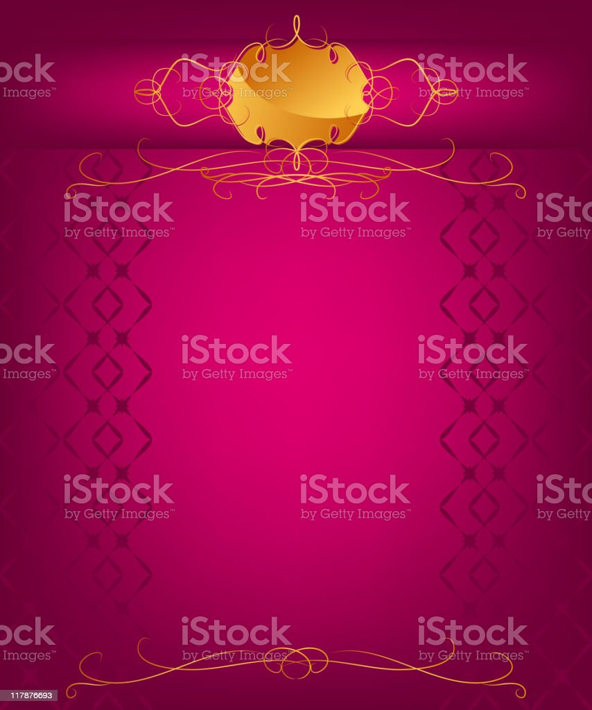 Classic Background royalty-free stock vector art
