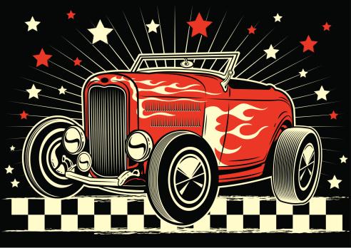 Rockabilly Clip Art, Vector Images & Illustrations - iStock