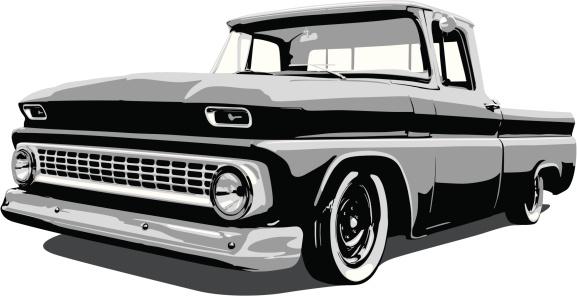 Chevrolet Clip Art, Vector Images & Illustrations - iStock