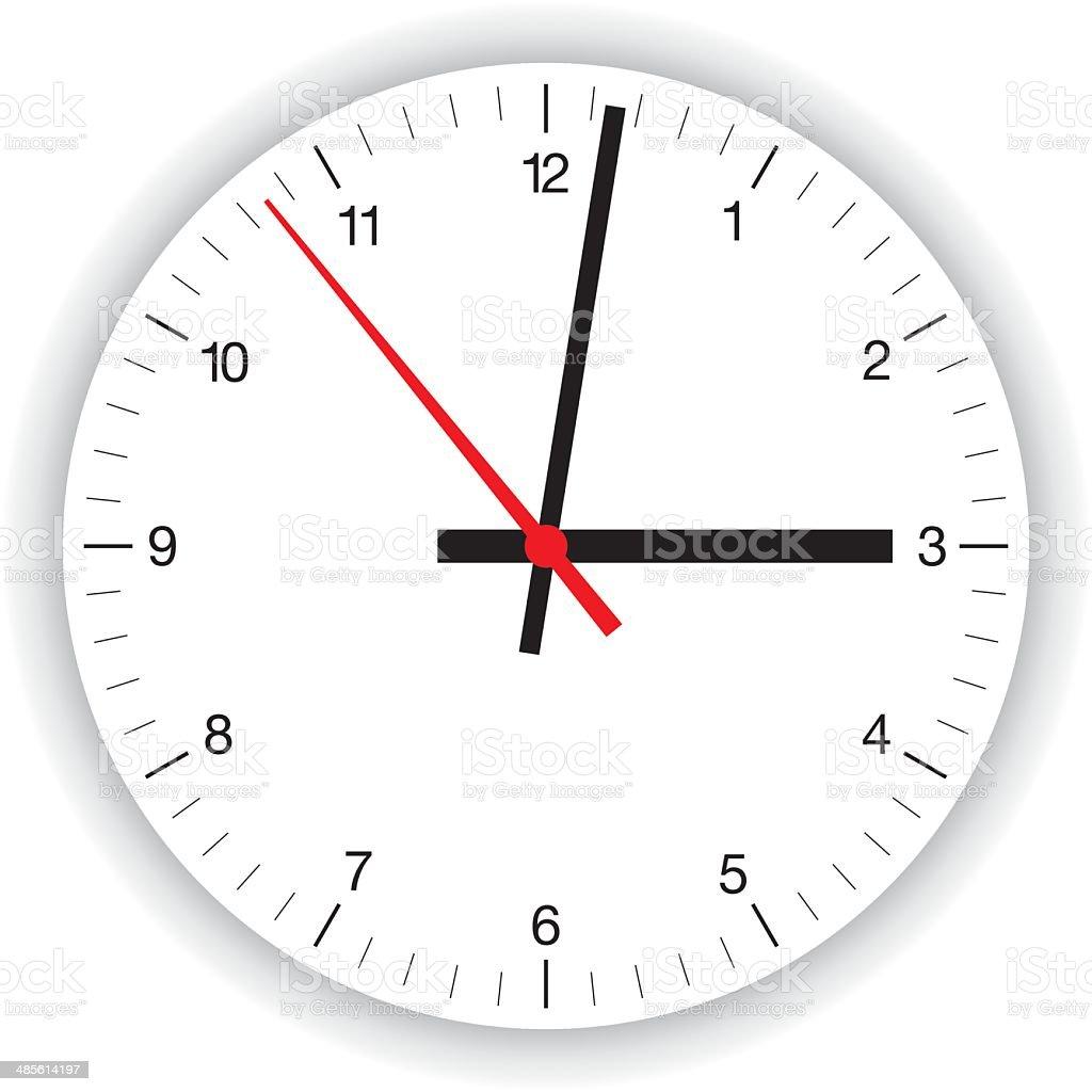 Как сделать маленький циферблат для часов
