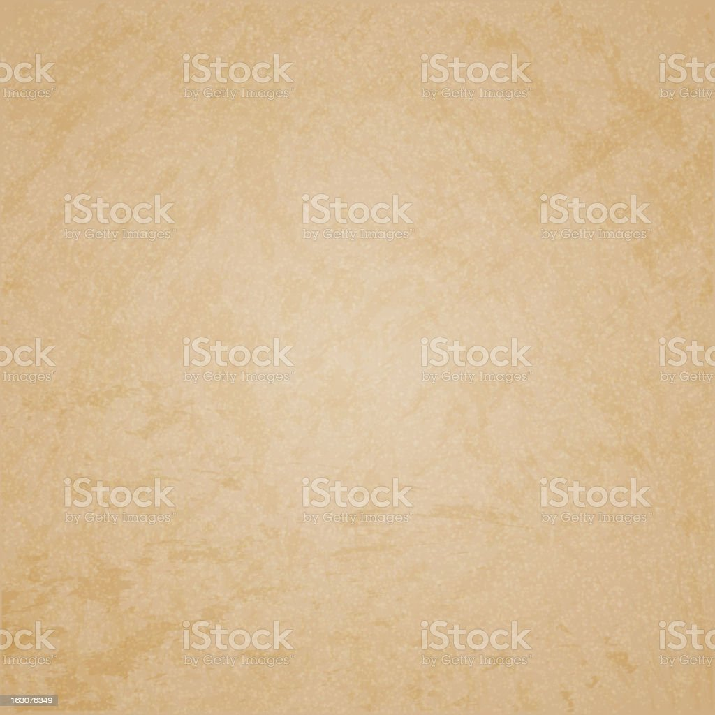 Close-up of a old paper background royalty-free stock vector art