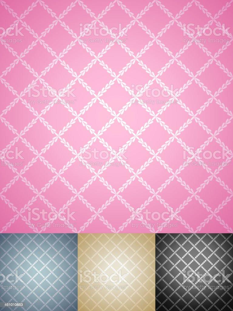 Cloth texture background vector art illustration