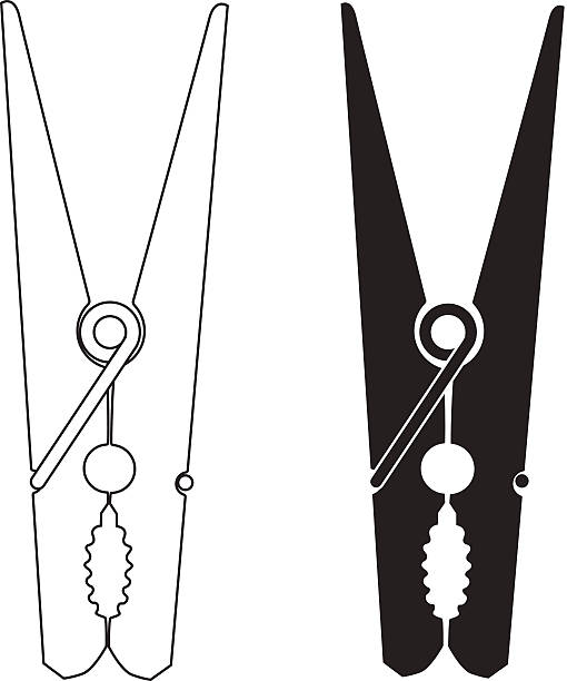clothes peg clip art - photo #22