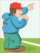 coach whistle
