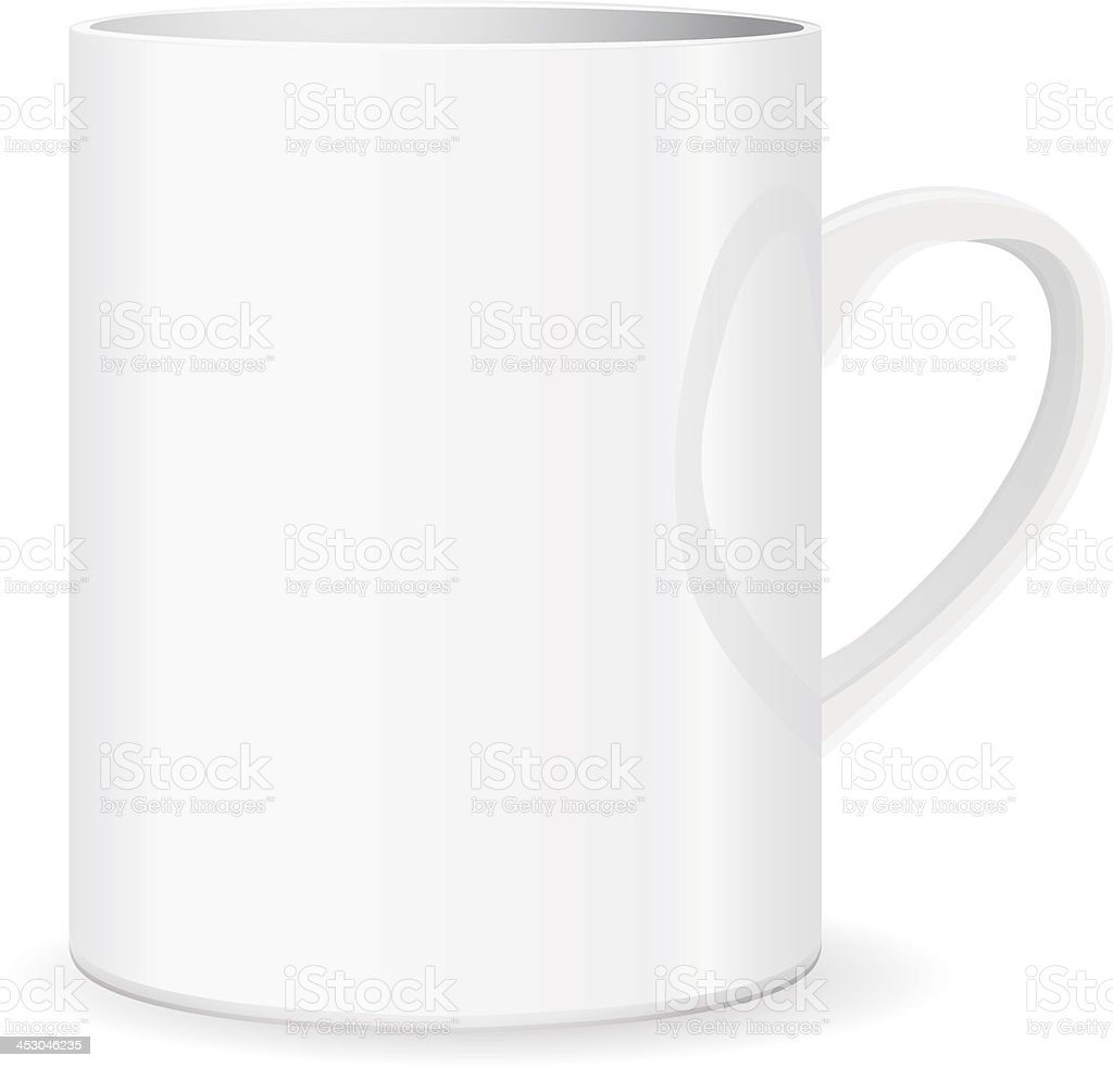 Coffe mug royalty-free stock vector art