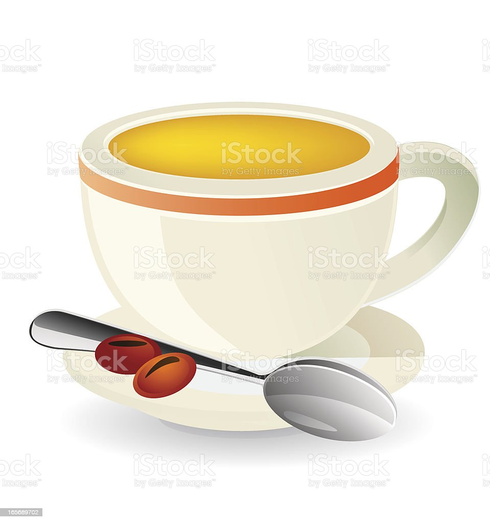 Coffee Cup royalty-free stock vector art