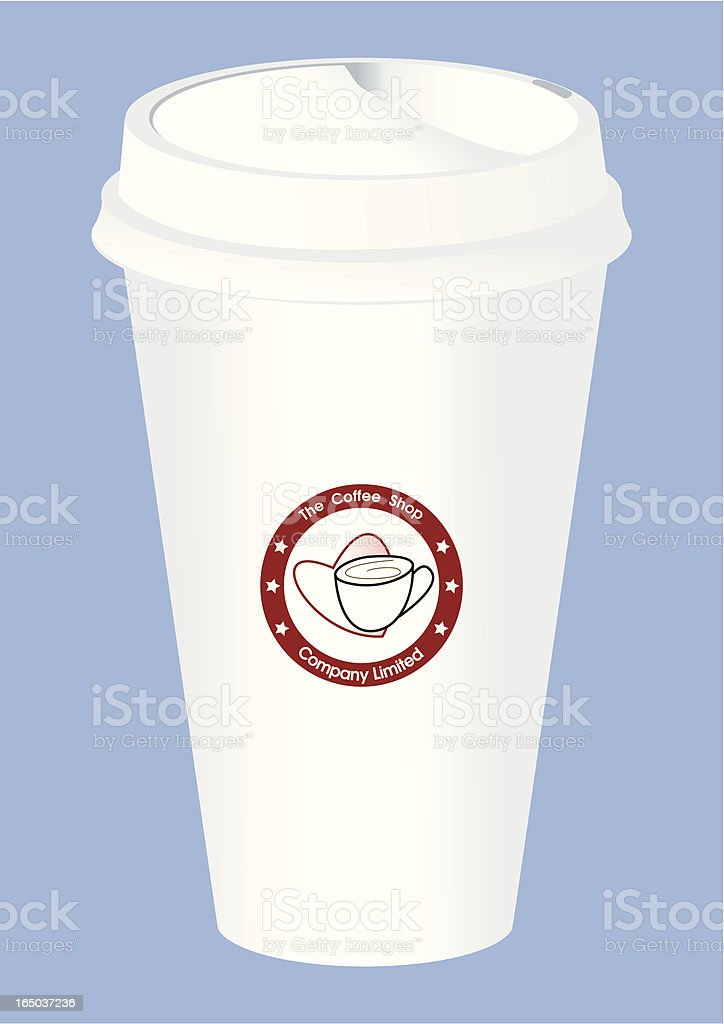 Coffee To Go - incl. jpeg vector art illustration