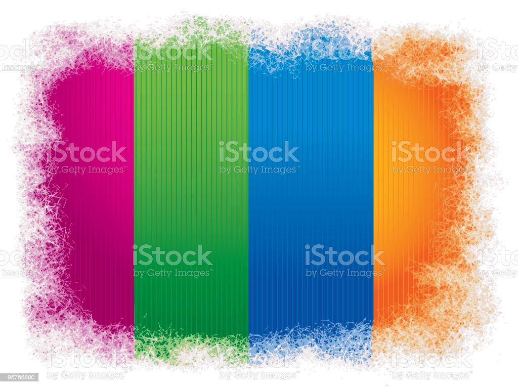 Color background royalty-free stock vector art