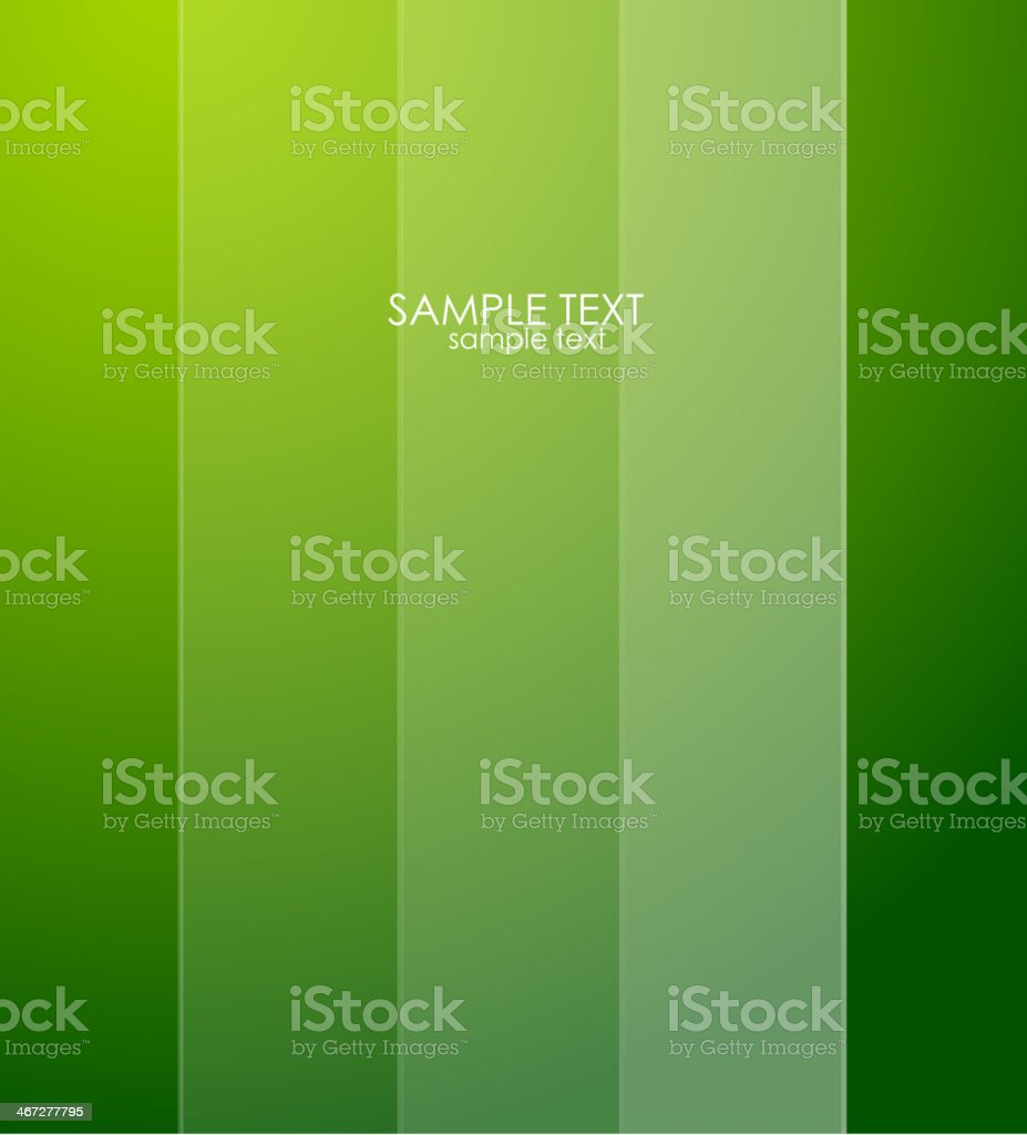 Color striped banner design royalty-free stock vector art