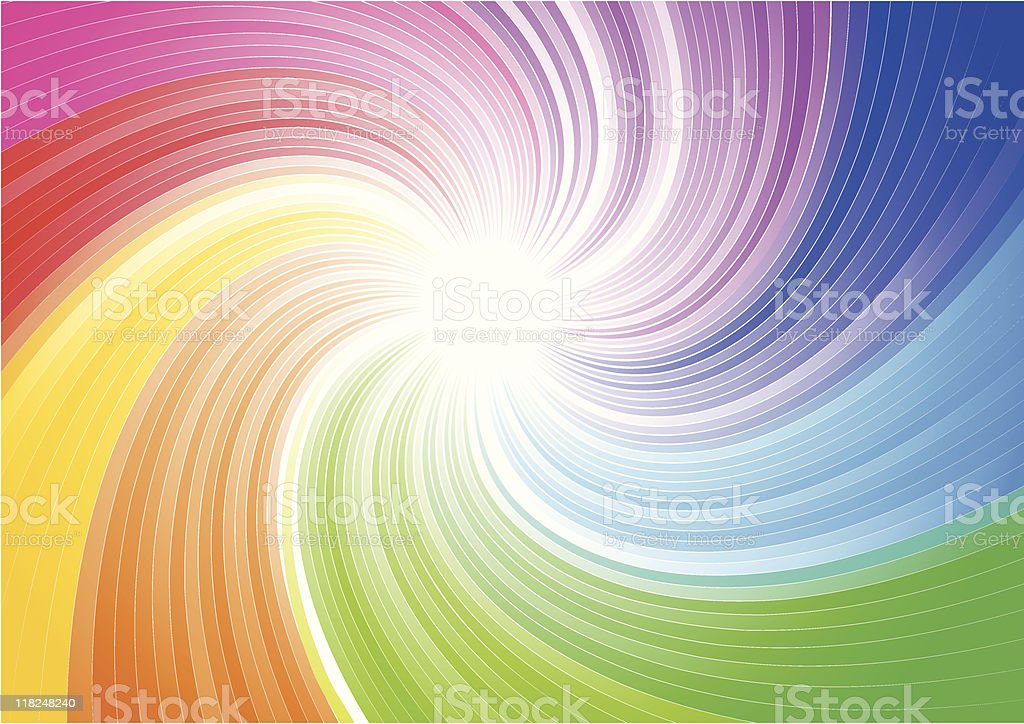 color twist royalty-free stock vector art