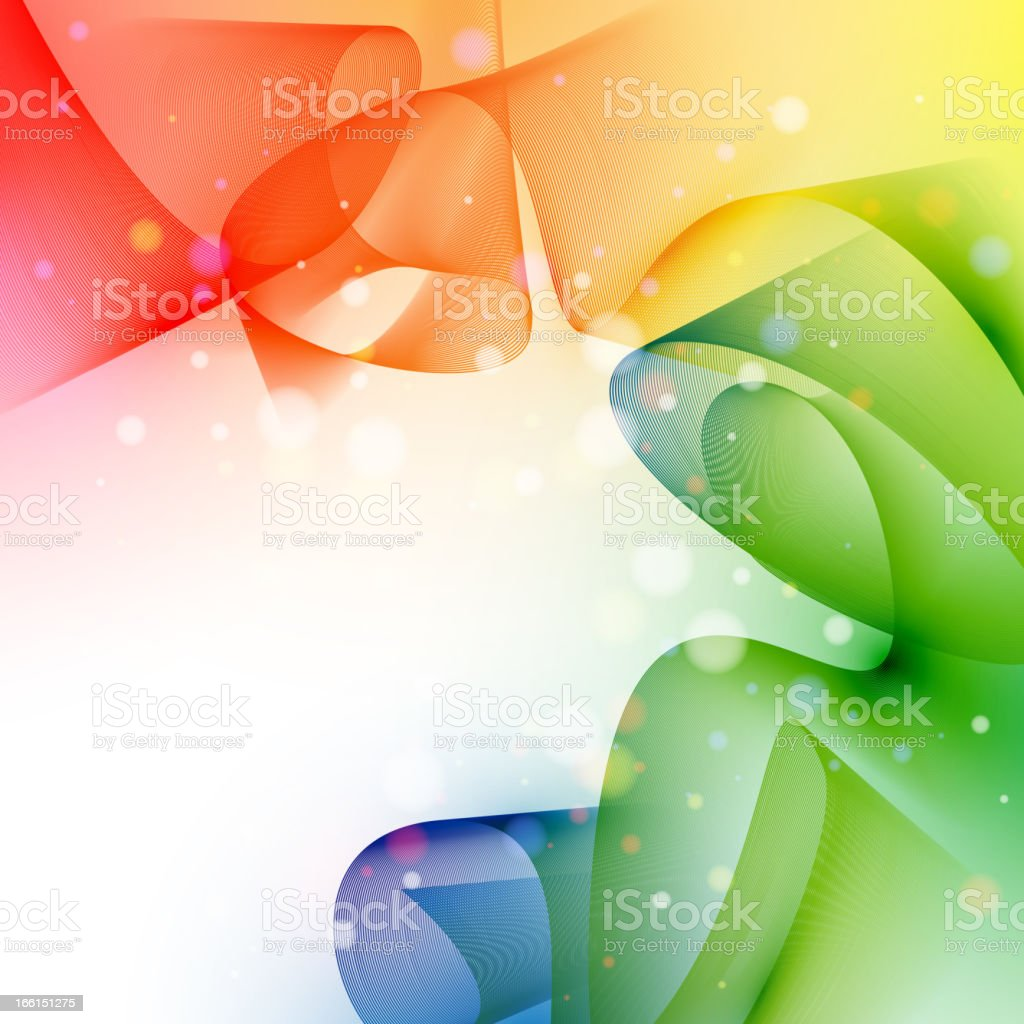 Colorful abstract background. royalty-free stock vector art