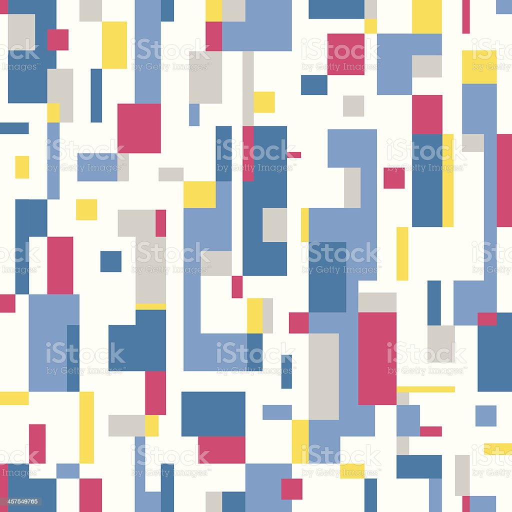 colorful abstract pattern royalty-free stock vector art