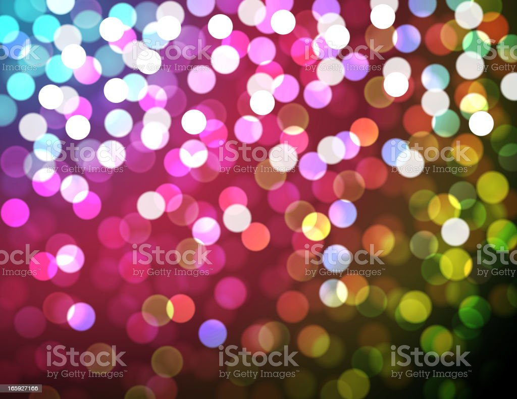 Colorful defocus background royalty-free stock vector art