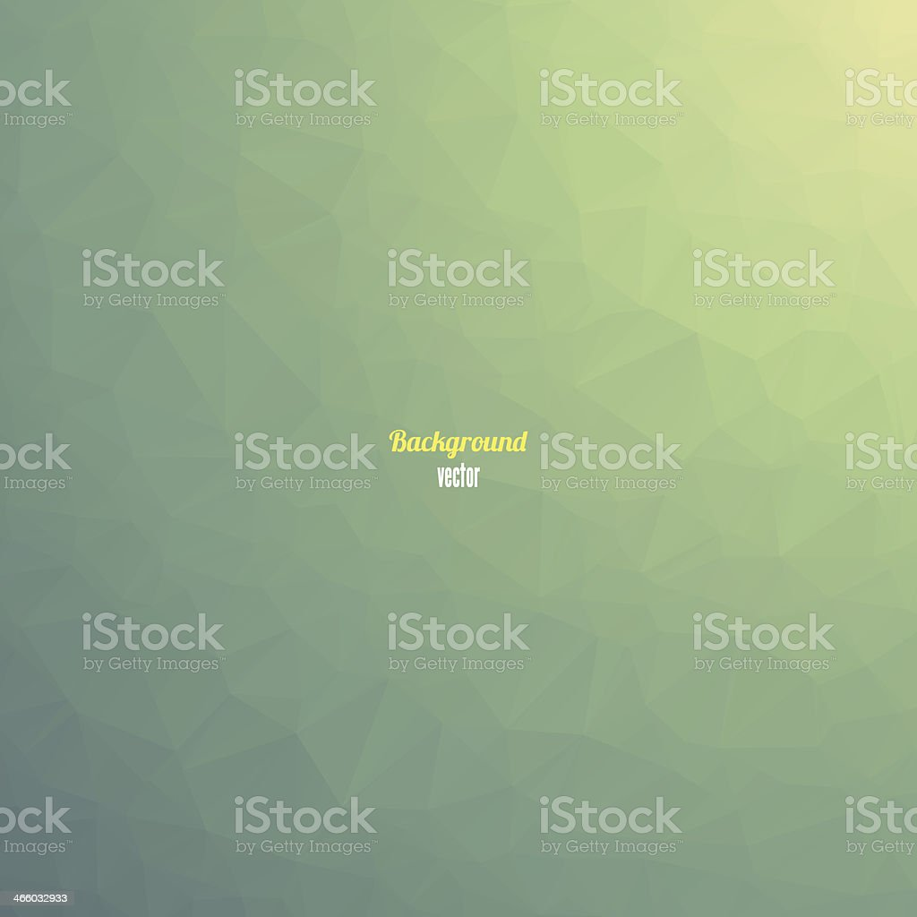 Colorful geometric background with triangles. royalty-free stock vector art