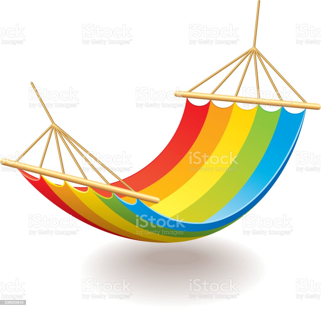 Hammock Clip Art Vector Images Amp Illustrations Istock