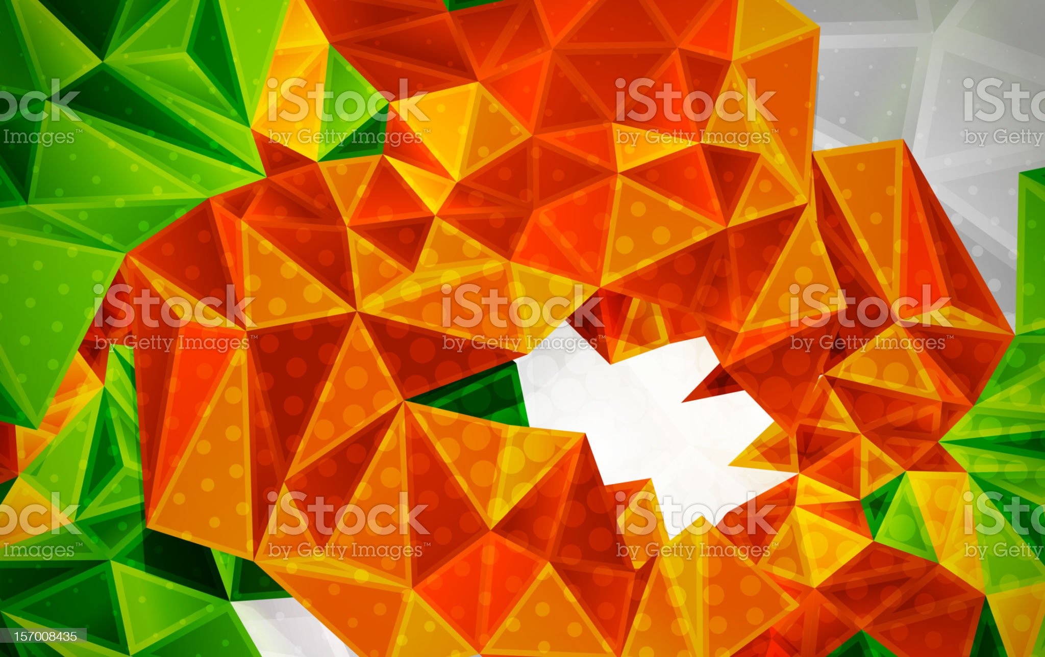 Colorful mosaics background royalty-free stock vector art