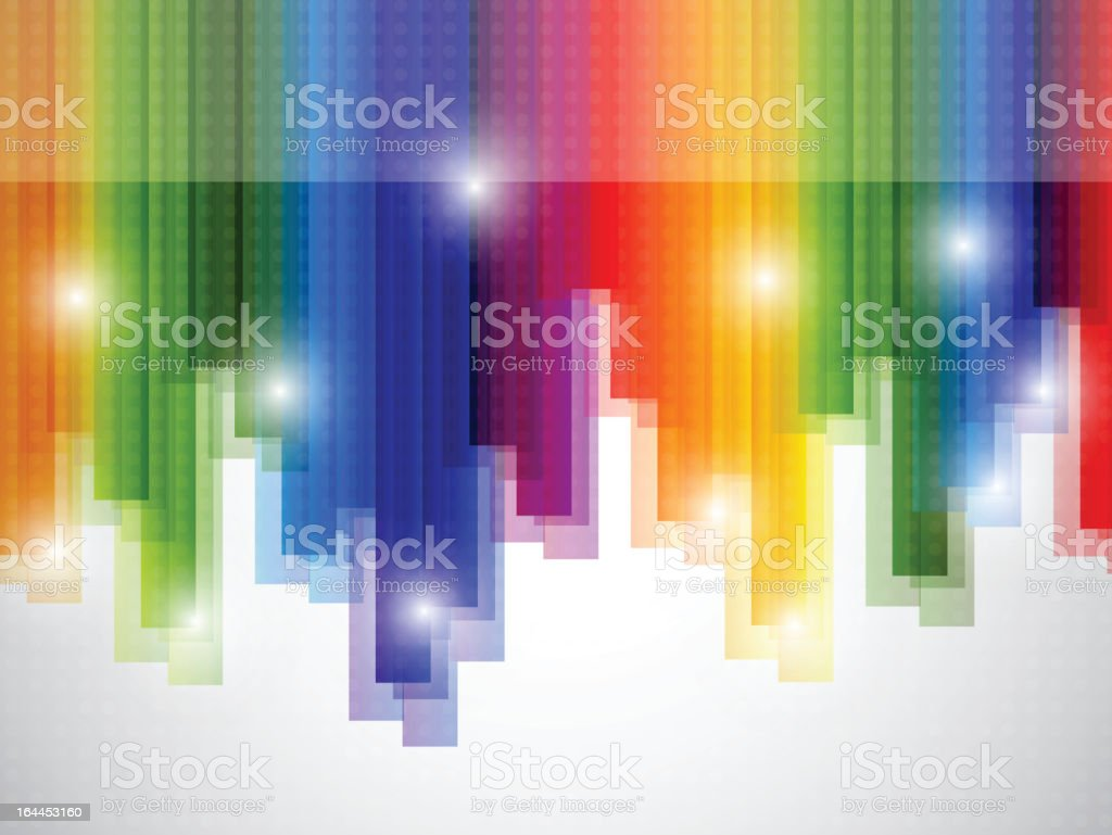 colorful poster royalty-free stock vector art