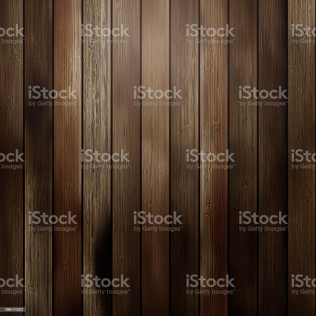 Colorful wooden with copyspace.  + EPS10 royalty-free stock vector art