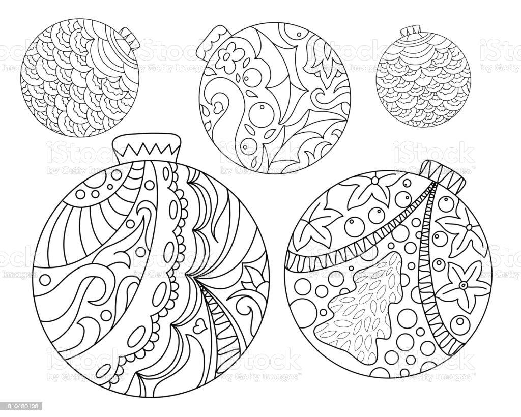 Dibujos De Adornos Navideos. Imagenes Navideas Flores Victorianas ...